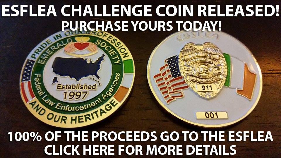ESFLEA Challenge Coin