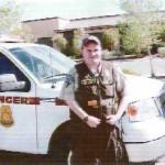 Ranger Jesse Navarro.