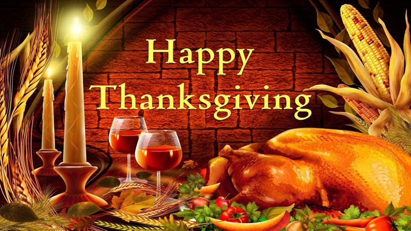 Happy Thansgiving!
